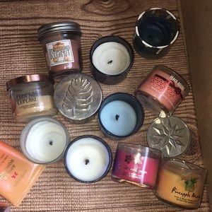 Candles Bundle